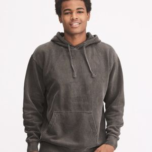Garment Dyed Hooded Pullover Sweatshirt Thumbnail