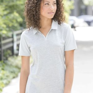 Women's Heather Block Sport Shirt Thumbnail